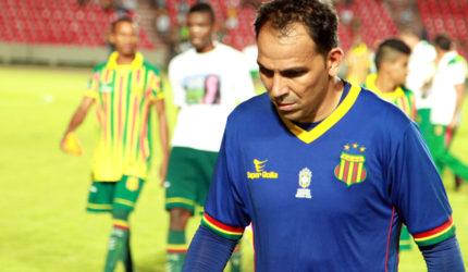 Rodrigo Ramos anuncia sua saída do Sampaio Corrêa