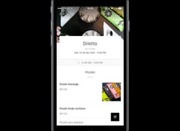Uber lança aplicativo de entrega de comida que ainda está em fase de testes