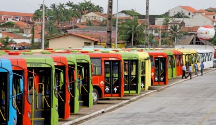 Ônibus de três empresas deixam de circular nesta quarta em São Luís