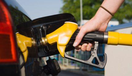 Preço da gasolina aumenta 3,3% a partir desta terça