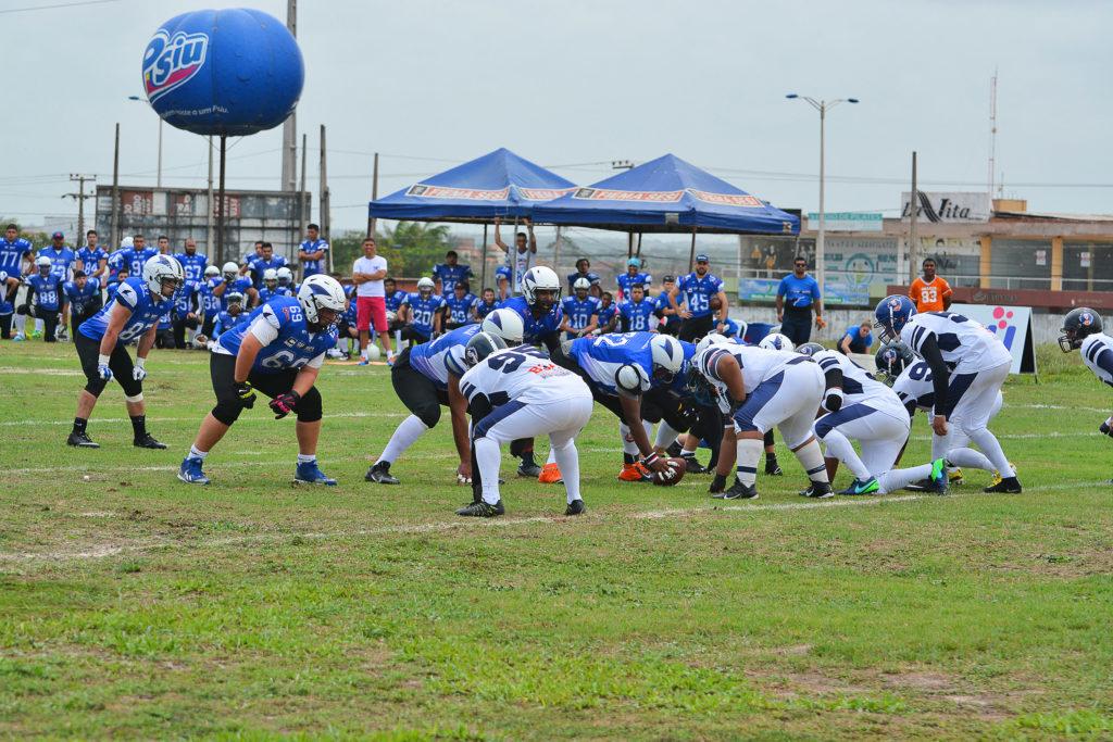 1º Jogo de Futebol Americano em São Luis-Ma Sharks X Remo Lions (Foto b44b8a7d41f25
