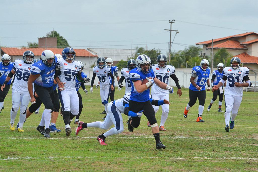 1º Jogo de Futebol Americano em São Luis-MA (Foto  Karlos Geromy) ff3047e49d296