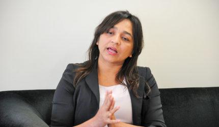 Eliziane quer o apoio de Flávio Dino ao senado
