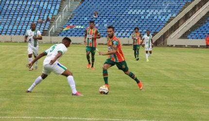 Sampaio joga pelo empate contra São José-RS