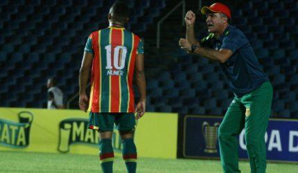 Sampaio vence e mantém chances na Copa do Nordeste