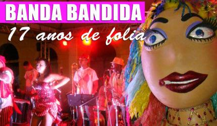 Banda Bandida no pré-carnaval 2017