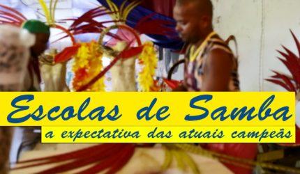 Carnaval 2017: Escolas de Samba