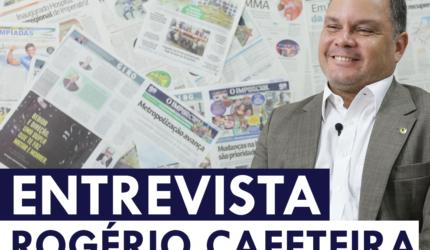 Entrevista com Rogério Cafeteira