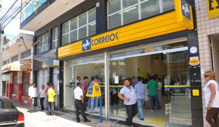 Funcionários dos Correios podem decretar greve amanhã