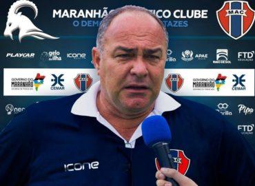 Ruy Scarpino será apresentado como treinador do MAC
