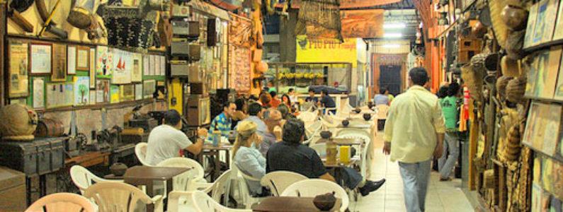 6 bares descolados de São Luís