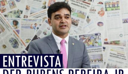 Entrevista Rubens Pereira Jr.