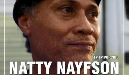 O DJ Natty Nayfson