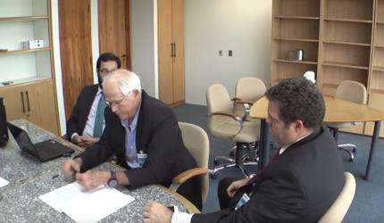 Em depoimento, delator se contradiz sobre Flávio Dino; Veja o vídeo