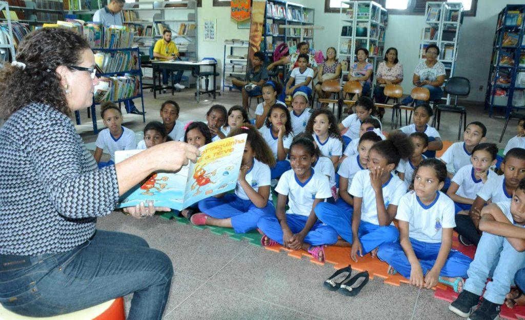 Semana Do Livro Infantil é Aberta Na Biblioteca Municipal O Imparcial