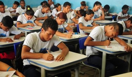 Inscrições para Escolas Públicas terminam nesta sexta-feira