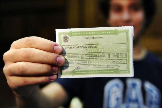 Mais de 45 mil paraibanos votam pela primeira vez nas próximas eleições