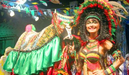 Boi de Nina Rodrigues se inspira na Guerra da Balaiada