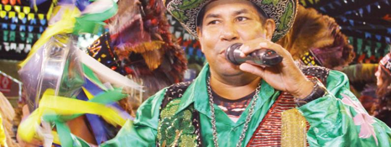 Conheça a história de Chagas, um dos gigantes do Bumba meu Boi