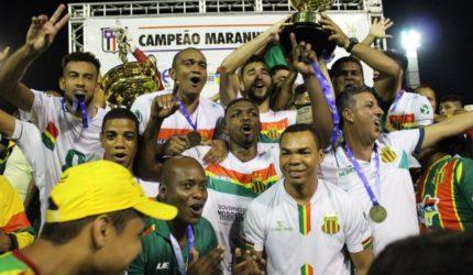 Sampaio Corrêa conquista título do Campeonato Maranhense