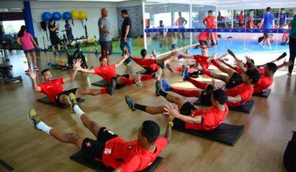 Moto Club enfrenta o Botafogo-PB no Castelão