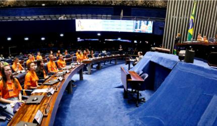 Comissão do Senado deve votar hoje relatório da reforma trabalhista