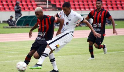 Em jogo morno, Moto Club apenas empata com o Botafogo (PB)