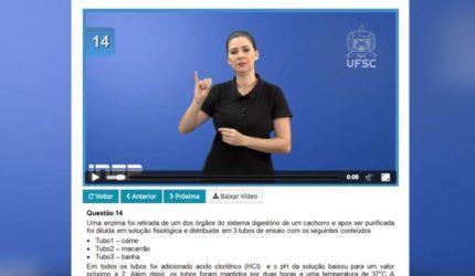 MEC aplicará pela primeira vez videoprovas em libras no Enem