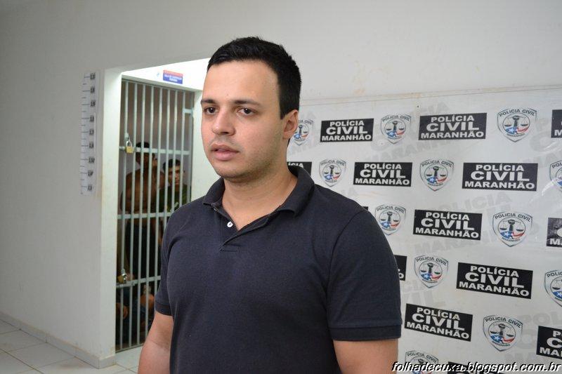 Resultado de imagem para delegado Tiago Felippini