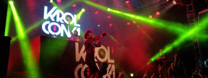 Empoderamento é tema do Festival ELAS com show de Karol Conká