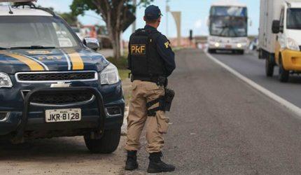 PRF intensifica fiscalização nas estradas durante o feriado