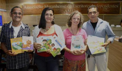 Maranhenses se dedicam à literatura infantil