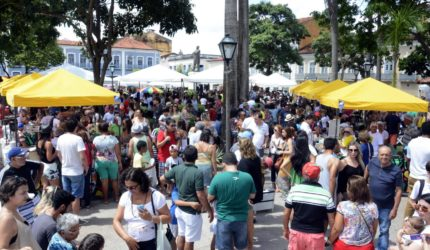Confira as atrações da Feirinha São Luís deste domingo