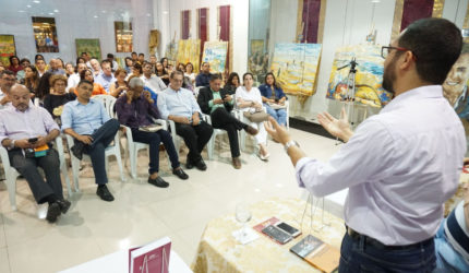 Governo do Maranhão lança Coleção Biblioteca Básica Maranhense