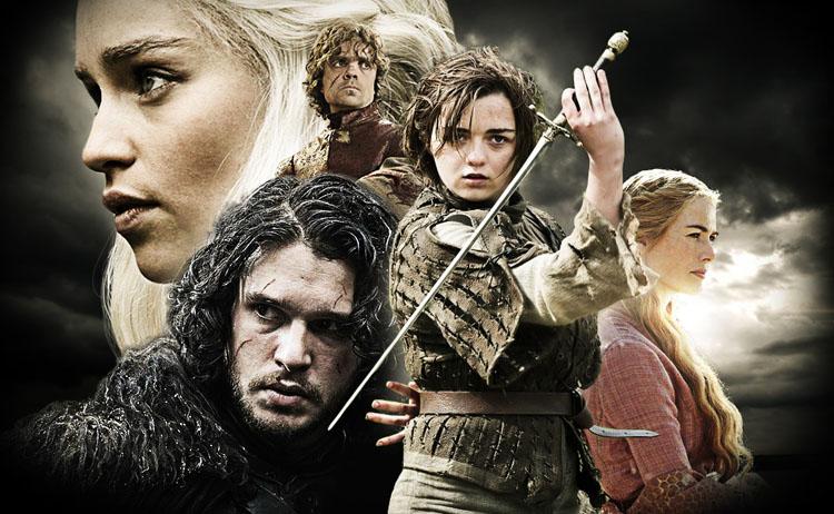 A temporada da série épica estreia hoje, às 22h, no canal pago HBO.