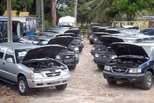 b4d45759edf Polícia Federal realiza leilão de carros em São Luís