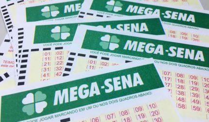 Mega-Sena pode pagar mais de R$ 43 milhões nesta terça