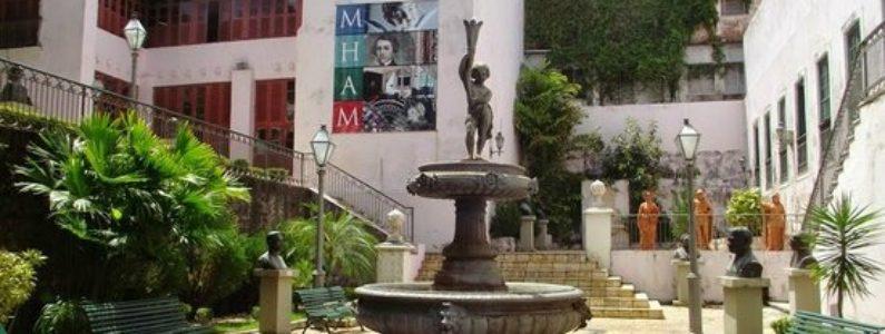 44 anos do MHAM: conheça a história do museu