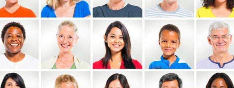 Pode sorrir em fotos de documentos?