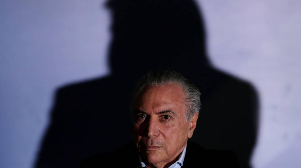 Michel Temer foi acusado de corrupção passiva pelo procurador-geral da República, Rodrigo Janot.