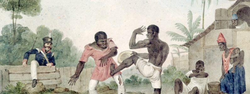 Genuinamente brasileira, Capoeira é símbolo de sabedoria e resistência