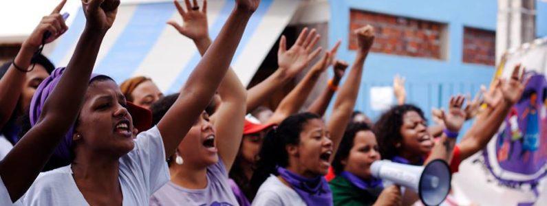 """""""A violência de gênero é uma pandemia silenciosa crescente"""""""