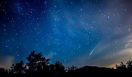 Estrelas cadentes iluminam madrugada deste sábado