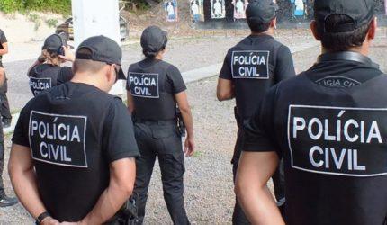 Inscrições para concurso da Polícia Civil começam nesta segunda-feira
