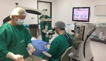 Governo realiza mutirão de cirurgias oftalmológicas em Imperatriz