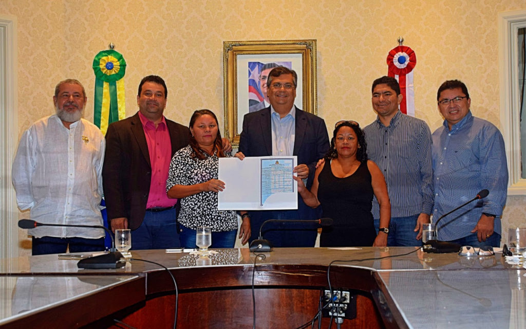 Ao todo, 1.013 famílias de comunidades de cinco municípios foram contempladas com a regularização fundiária.