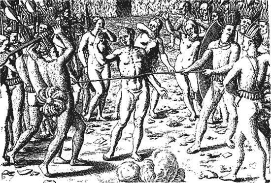 Os tupinambás eram considerados bons guerreiros e na época da fundação de São Luís existiam 18 mil na cidade