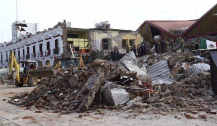 Número de mortos em terremoto no México chega a 90