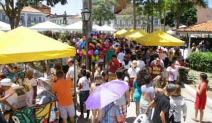 A Feirinha São Luís terá edição especial dedicada às crianças neste domingo