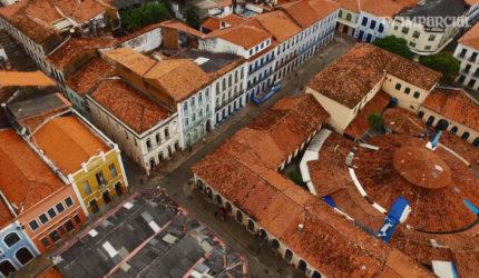 Veja a nova série de vídeos 'São Luís Vista de Cima'